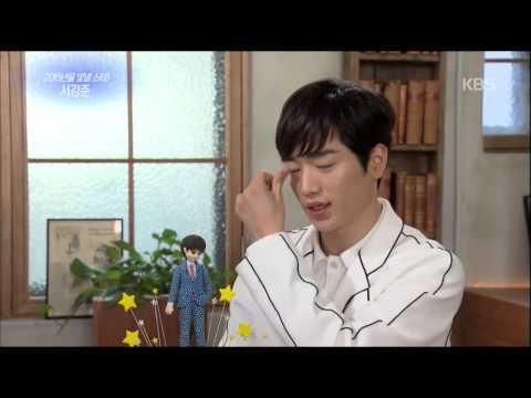 [HIT] 연예가중계  - 2015년을 빛낼 스타 서강준, 20150117