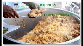 Biryani - Muslim chicken biryani   Indian Chicken Biryani   amazing Indian food #biryani