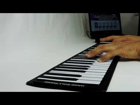 Konix - Hand Roll Piano - PA61