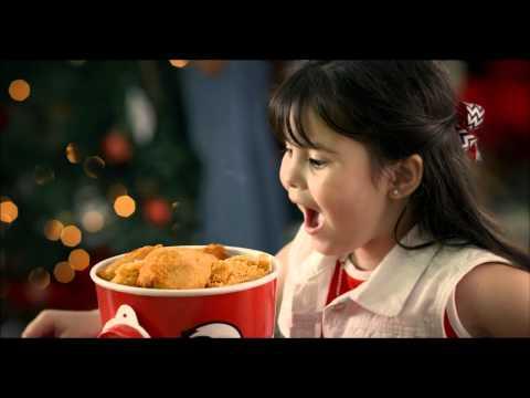 KFC Christmas Bucket Feast
