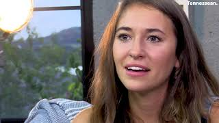 Lauren Daigle, singer of 'You Say', talks about her new album 'Look Up Child'
