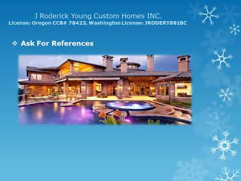 Custom Home Builders Will Benefit You Things To Remember