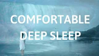 COMFORTABLE DEEP SLEEP GUIDED SLEEP MEDITATION Voice only, Ocean sounds, Relaxing sounds, Deep sleep