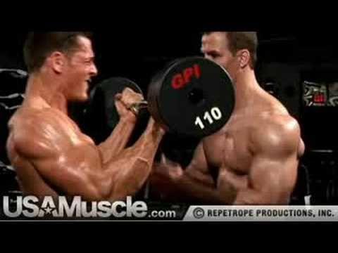 Brent everett muscle