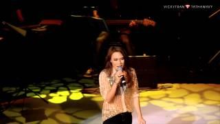 LK Nho and Tinh yeu chua noi - My Tam ( Gui tinh yeu cua em - Live in HaNoi / 26102013 )