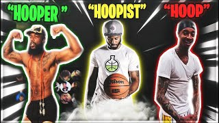 """THE ACTUAL MOST ACCURATE """"HOOPER HOOPER"""" BASKETBALL YOUTUBER TIER LIST"""