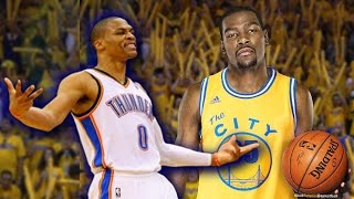 Russell Westbook vs Kevin Durant - WHO'S BETTER?