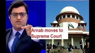 Arnab Goswami moves SC, seeks stay on FIRs against him in ..