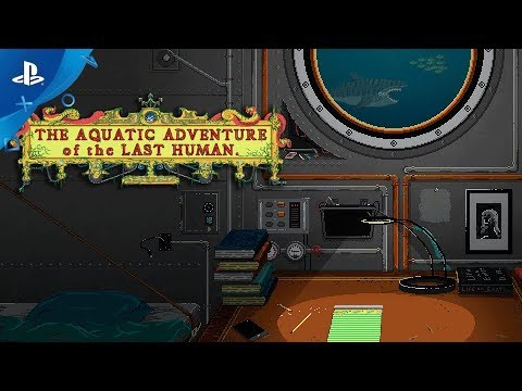 The Aquatic Adventure of the Last Human Trailer
