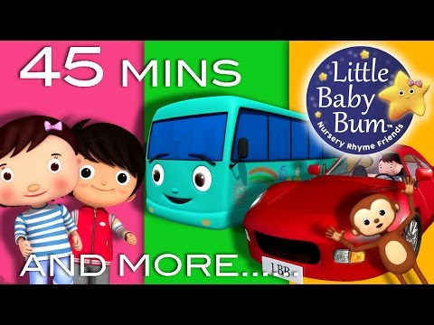 Nursery Rhymes Collection | Volume 3 | From LittleBabyBum