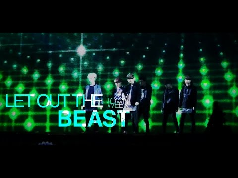 [LIVE] EXO「Let Out The Beast」Special Edit. from SMTOWN WEEK