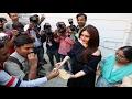 Watch: Kareena celebrates Taimur's birth with media..