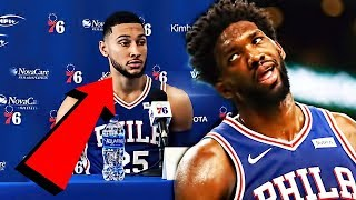 Is This Proof That Joel Embiid Wants Ben Simmons TRADED?