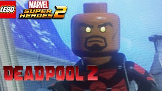 LEGO Marvel Super Heroes 2- How to Make Bedlam (Deadpool 2)