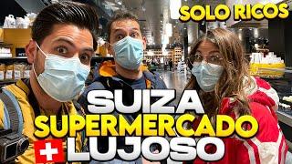 El SUPERMERCADO MÁS LUJOSO de SUIZA | SOLO MULTIMILLONARIOS -  Gabriel Herrera