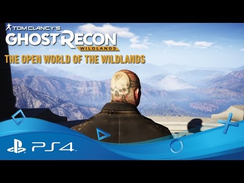 Tom Clancy's Ghost Recon: Wildlands | Trailer Ανοικτού Κόσμου | PS4