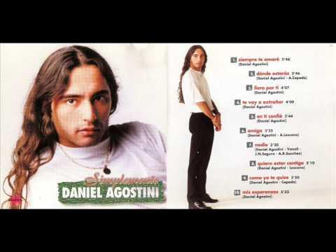 Daniel Agostini Simplemente CD Completo