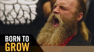 BORN TO GROW! | The Beard Club