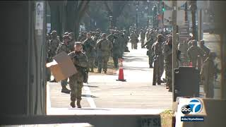 Extra security in place for Los Angeles, Sacramento ahead of inauguration   ABC7