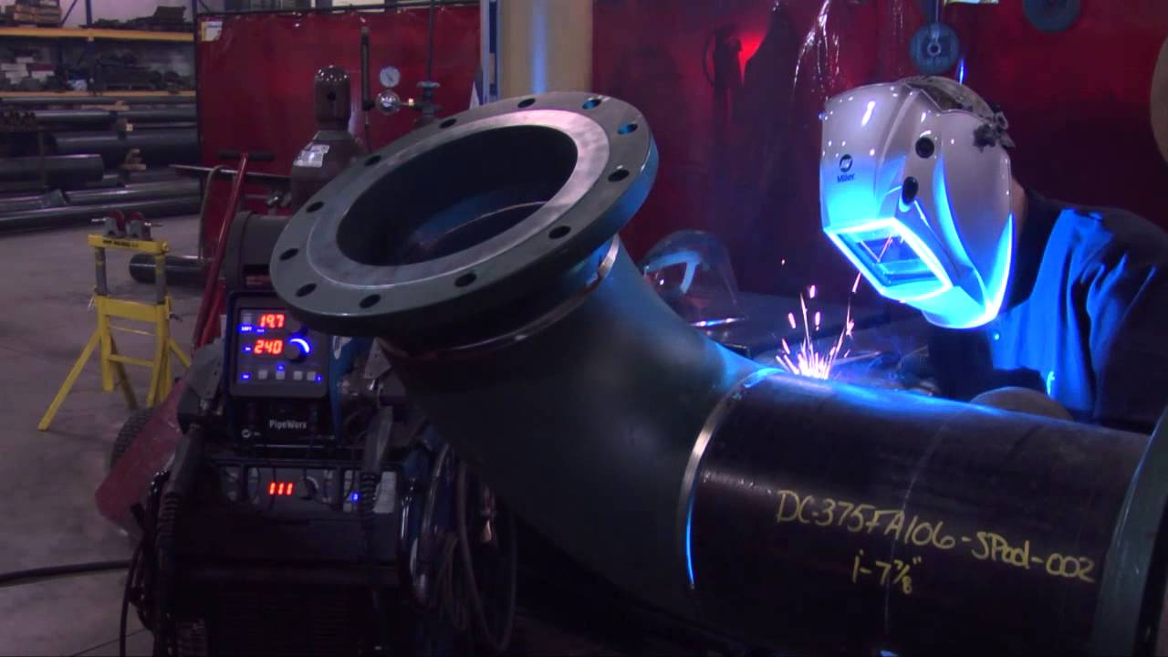 Benefits Of The Pipeworx Welding System Youtube