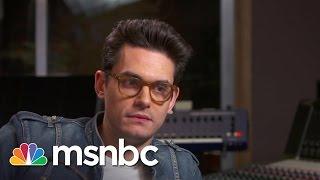 John Mayer, 'Recovered Ego Addict' | msnbc