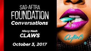 Conversations with Niecy Nash of CLAWS
