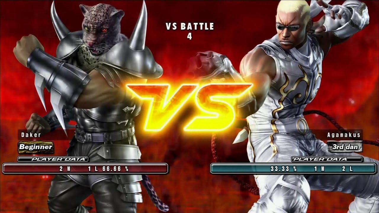 Pictures of Tekken 5 King Ending - stargate-rasa info