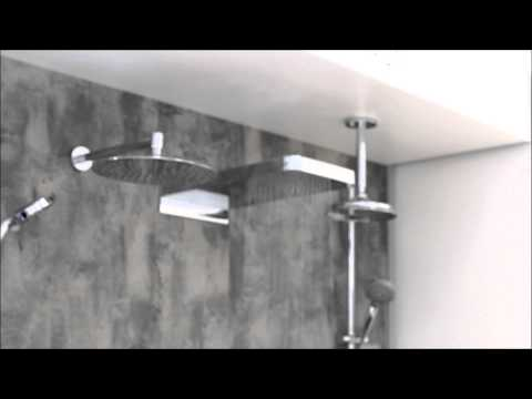 Crosswater Revive FH2000C Working Shower Head - Sanctuary Bathrooms