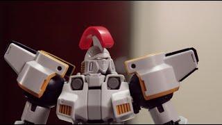 [Stop Motion] Mobile Suit Gunpla