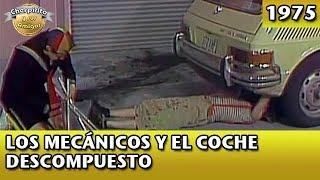 El Chavo   Los mecánicos y el coche descompuesto (Completo)
