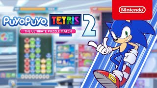 Puyo Puyo Tetris 2 - New Content Trailer - Nintendo Switch
