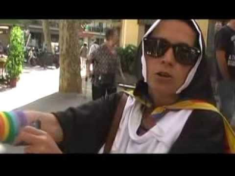 la monja lesbiana independentista del poblenou