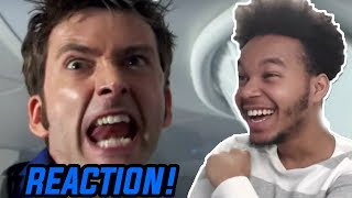 "Doctor Who ""The Water of Mars"" Special REACTION!"