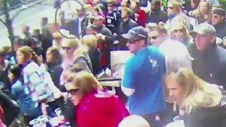 Newly-released video of Boston Marathon bombing