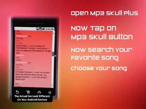 Baixar Mp3 Skull Plus Android App Tutorial How To Use