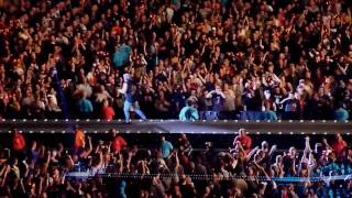 HD   acdc edmonton concert in 8 minutes....august 27 2009 from the top deck in HD
