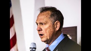 Roy Moore Mad That Socialists And Gays Don't Respect Pedo Values