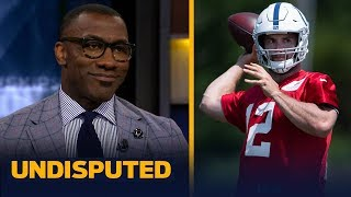 Andrew Luck's calf strain won't derail Colts this season — Shannon Sharpe | NFL | UNDISPUTED