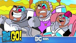 Teen Titans Go! | Super Powers: Cyborg | DC Kids