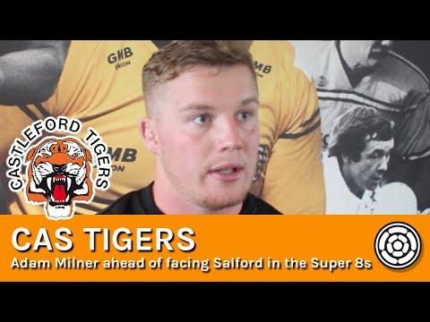 Salford Red Devils vs Castleford Tigers