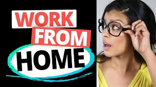 BEST 🏠Work From Home Jobs in 2019 | Marissa Romero