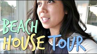 BEACH HOUSE TOUR! - September 21, 2016  -  ItsJudysLife Vlogs