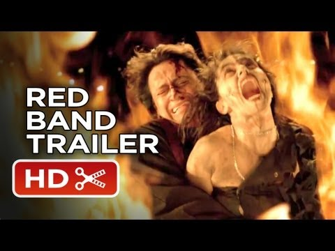 Hellbenders Official Red Band Trailer #1 (2013) - Clifton Collins Jr. Movie HD