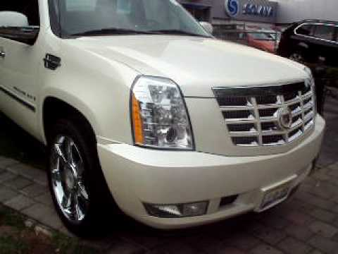 Camioneta 2008 Cadillac Escalade Autoconnect Com Mx Youtube
