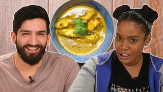 People Try Curry From Around The World