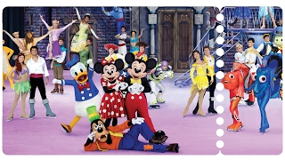 Disney On Ice | Worlds of Enchantment | kaartjes.nl