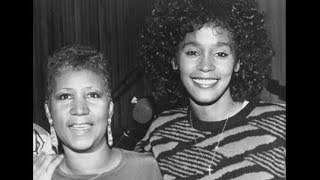 ARETHA FRANKLIN on WHITNEY HOUSTON — Diva on Diva