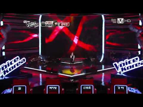 보이스코리아 시즌1 - 우혜미 (윤시내-Maria) 보이스코리아 the voice 9회