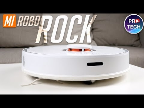 video Xiaomi Mi Roborock Sweep One