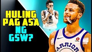Huling pag asa ng Golden State Warriors? Dito malalaman ang lahat para sa kupunan ni Stephen Curry?